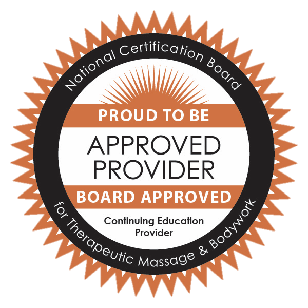 Approved provider logo